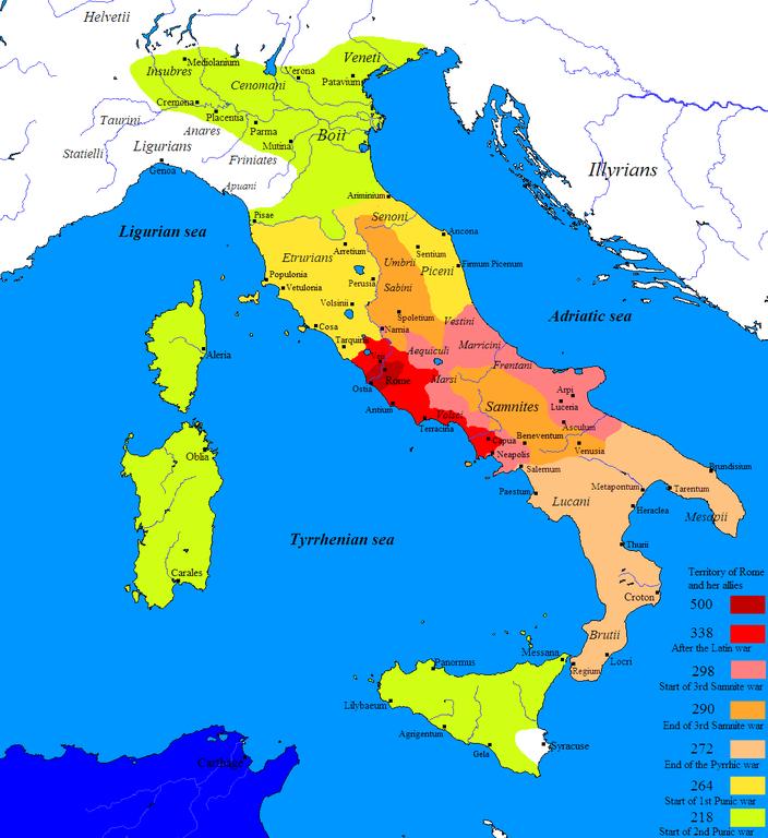 Defensive Imperialism The Roman Republic Part 1